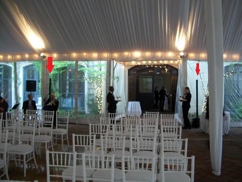 washington DC wedding DJ, decatur house DJ, social event DJ, historic event venue dc