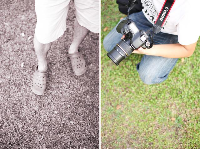 sephia leg camera