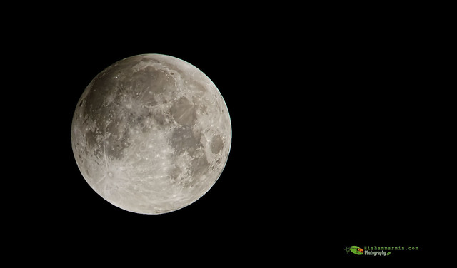 Lunar Eclipse | Gerhana bulan 16 Jun 2011 @ 2.05am (GMT+8)