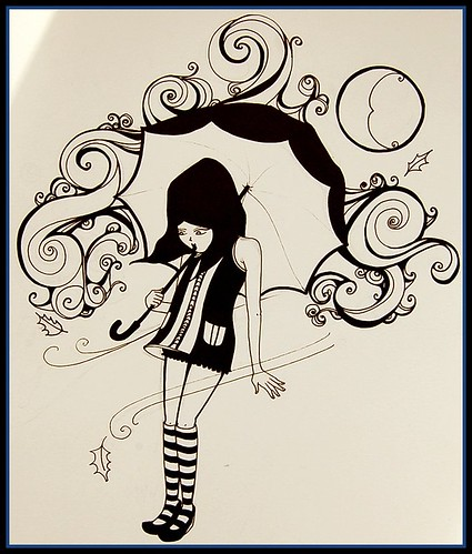 Salt Girl by SherrisInk on Flickr