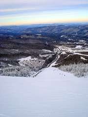 Skiing in Killington, Vermont by The Travel Group