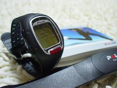 ポラール心拍計ランニング RS1