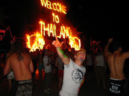 Party in Thailand