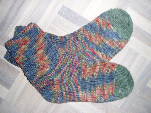 January socks 1
