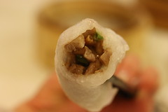 Taro and Pork Dumpling 2