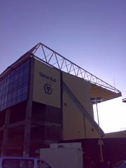 Stevie Bull Stand
