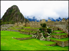Cluster of huts by Huayna Picchu (Now and Here) Tags: mountain building green peru machu picchu inca stone cuzco clouds canon fb cusco powershot inka huts explore a85 mostviewed fav10 fav5 canonpowershota85 view500 fave5 fave10 explore64 view150 fave50 fave25 thebestofmimamorsgroups nowandhere davidfarrant