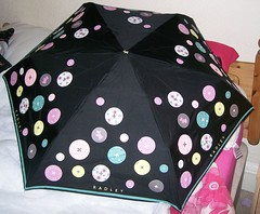 Radley umbrella open