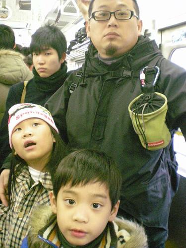 搭JR線到東京迪士尼