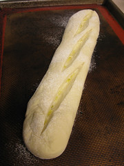 Baguette without tool