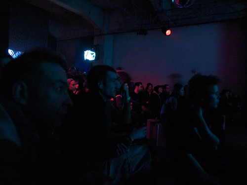 Crowd at MAO