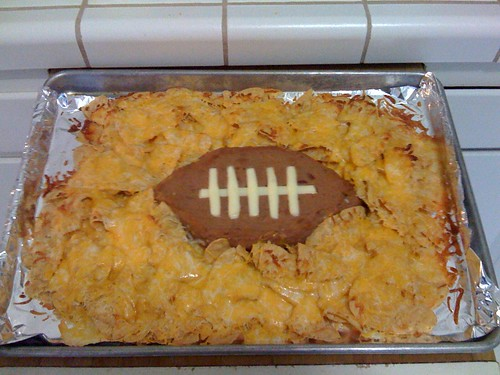 Nachos, Superbowl Version