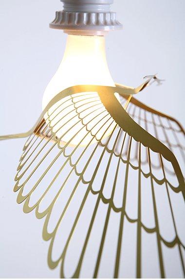 uo bird pendant lamp