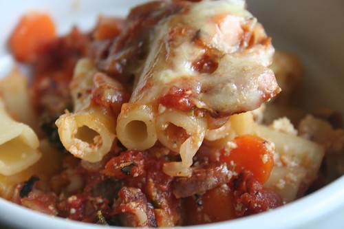 baked ziti pasta