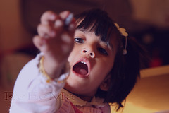 (ReEeMa) Tags: baby cute girl kid little arabic hind qatari hend reeema