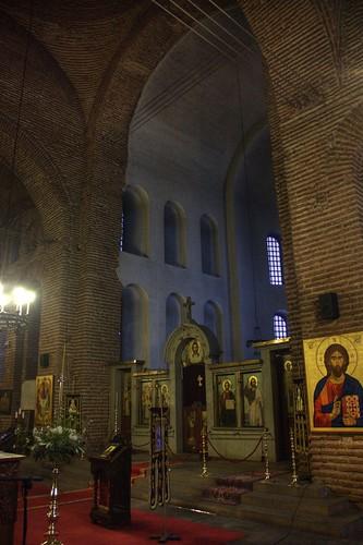 Inside Sveta Sofia