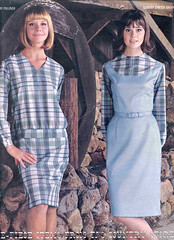 Colleen Corby, Holly Forsman1963 (Matthew Sutton (shooby32)) Tags: magazine model mod colleen 1960s corby seventeen