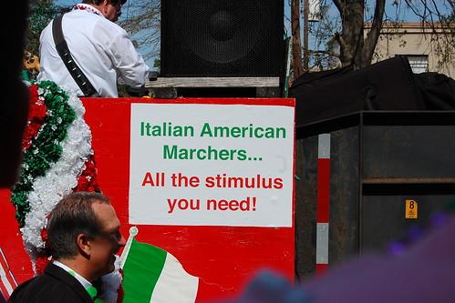 Spanish Town Mardi Gras 2009