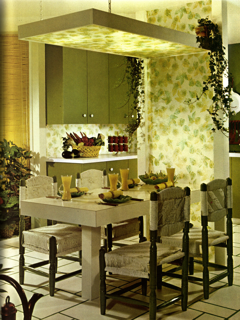 Formica Table Room