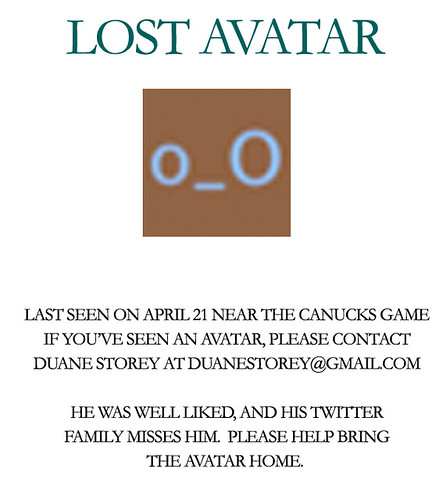 Lost Avatar