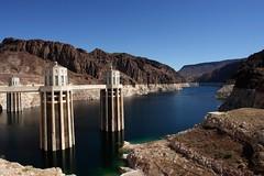 Hoover Dam, Lake Mead (Alex E. Proimos) Tags: water century river one construction colorado tour 10 top dam nevada boulder hoover named 20th bypass achievements inlets proimos alexproimos
