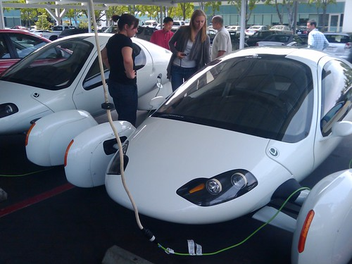 Apteras charging at Google by Kevin Marks.