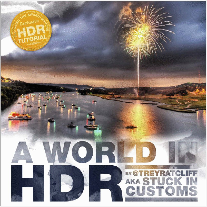 A World in HDR - The Book Announcement (by Stuck in Customs)