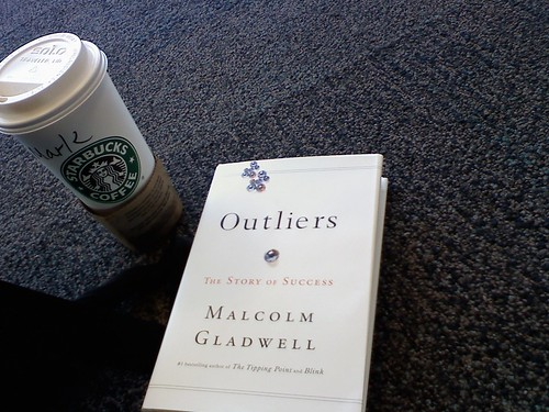 Starbucks and Gladwell