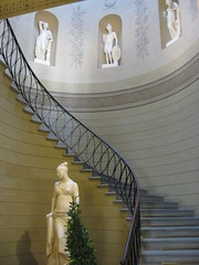 Genève: Palais Eynard (zug55) Tags: stairs schweiz switzerland suisse geneva staircase genève neoclassical grandstaircase genf 5photosaday concordians palaiseynard grandescalier