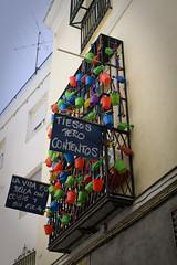 Crisis Sevillana (Alvaro Nistal) Tags: street sevilla san alvaro balcon crisis eloy contento tieso nistal alvaretion