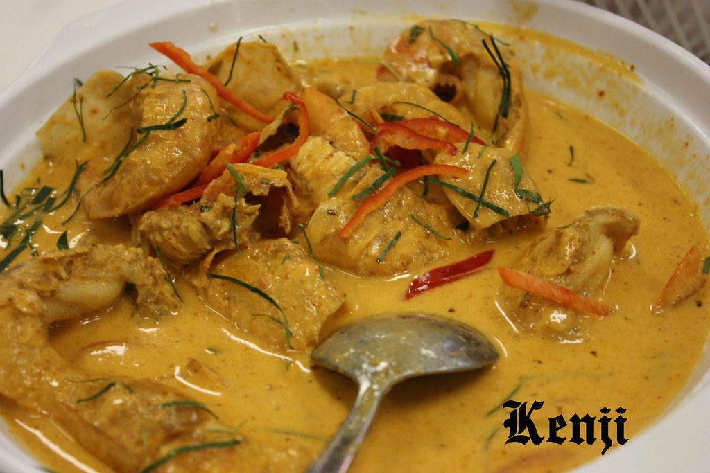 泰式奶油蝦