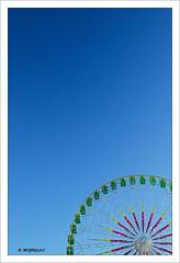Casi una noria (miguel68) Tags: feria sanfernando cdiz noria cruzadas colourartaward oltusfotos miguel68