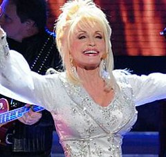 dolly parton en american idol (by Alejo Castillo)