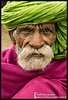 s h e p h e r d (bnilesh) Tags: portrait people india senior