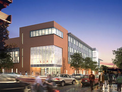 Arts & Humanities HS, New Haven CT (by: Giordano Construction)