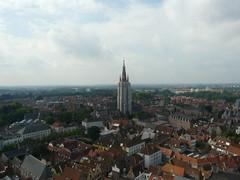 P1050589 (Marcken Van Parijs) Tags: belgium brugge belfry bruges 2009 belfort beffroi 14072009