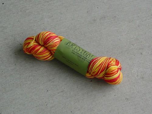 Artsygal Merino Sock Yarn