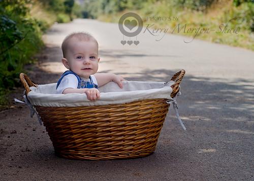 Z in a basket