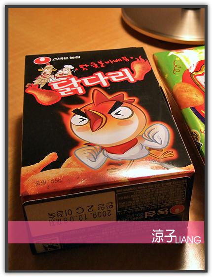 韓國零食10
