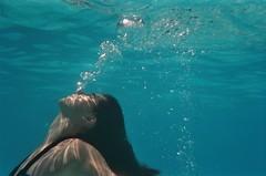 (fivefortyfive) Tags: pool ponderosa fivefortyfive humelake underwaterdisposablecamerasaresofuneveniflikeeveryphotoisafailure thebluesintheprintversionofthisaresodeepandbeautifulthedigitalversiondoesntdoitjusticereally maggieannre