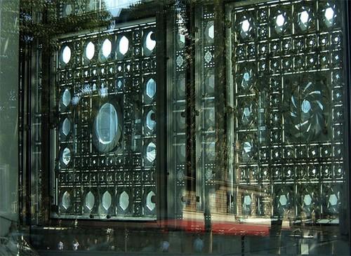 Paris, IMA, 2005