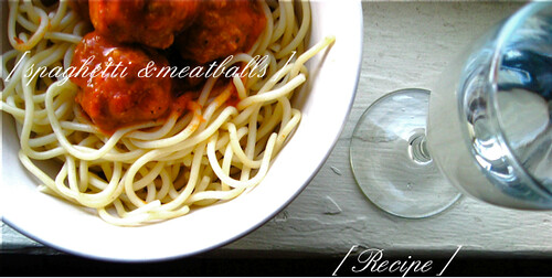 3838340191 1fbb811fac Moms Amazing Spaghetti and Meatball Recipe