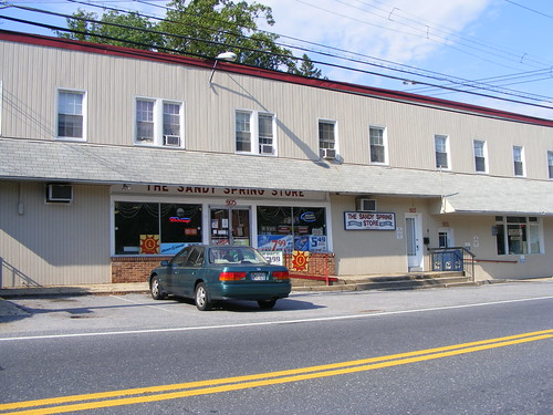 The Sandy Spring Store, Route 108