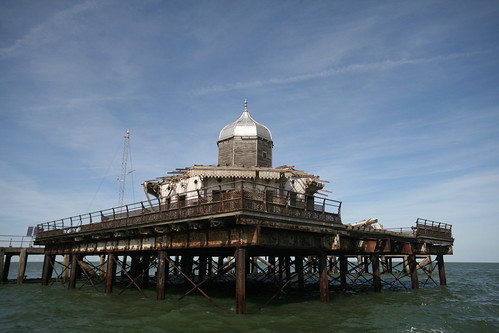 Herne Bay Pier (remains of)