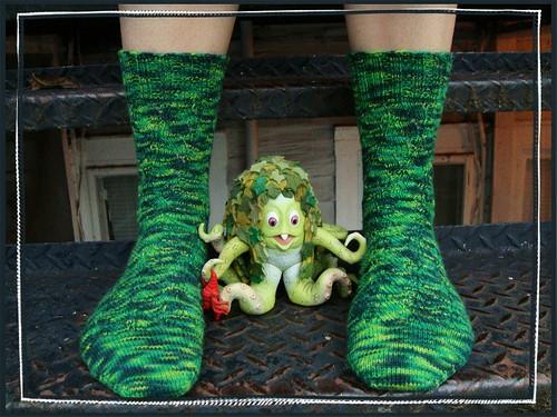 sigmund seaweed socks