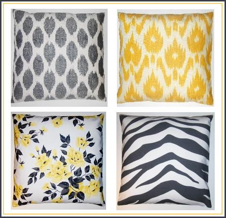 pillow covers from fabricadabra