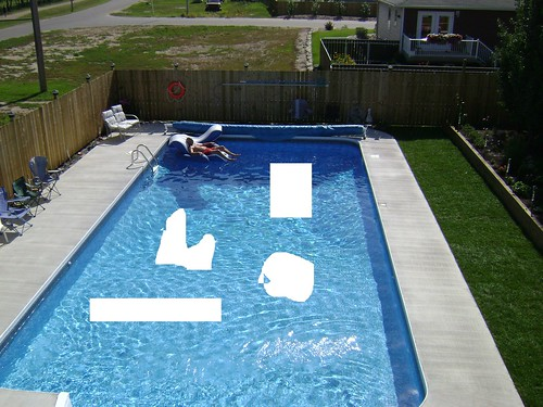 pool cutout