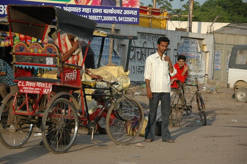 Agra to Varanasi