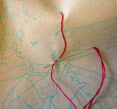 rdwork 2 (little thunder road) Tags: thequiltproject