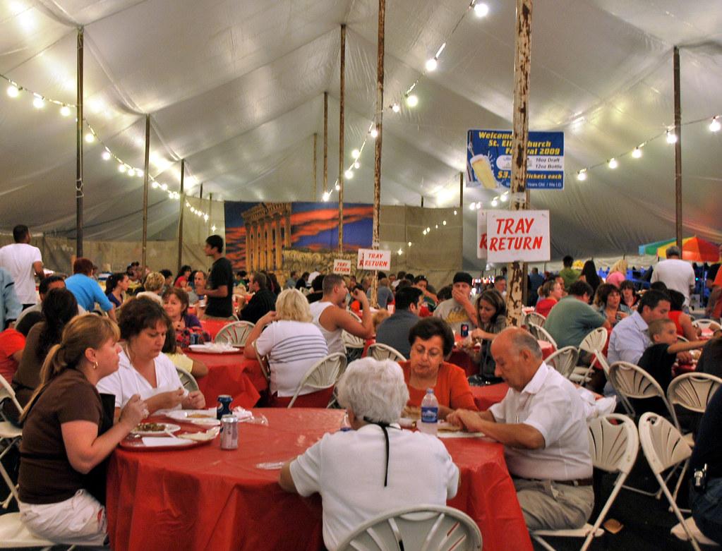 MEF Tent